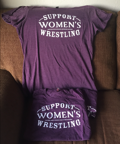 Support Women's Wrestling