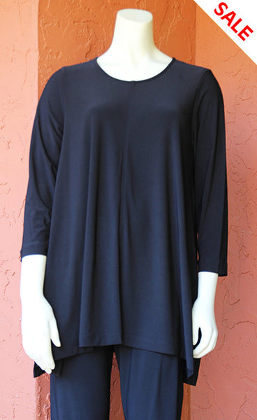 Coach Tunic - Black