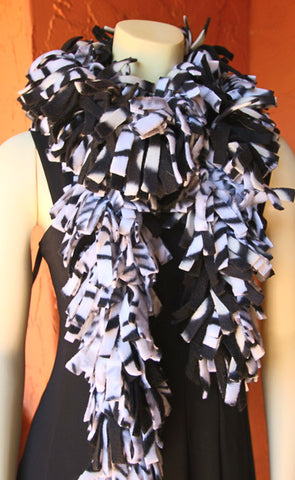 Polar Fleece Scarves - Cruella Deville