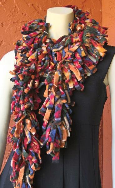 Polar Fleece Scarves - Festival