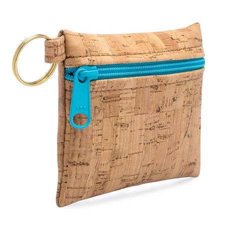Be Organized Keychain | All Cork - BumBoo Bamboo