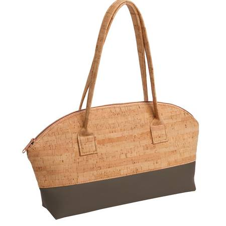 Be Unique Rounded Handbag - BumBoo Bamboo