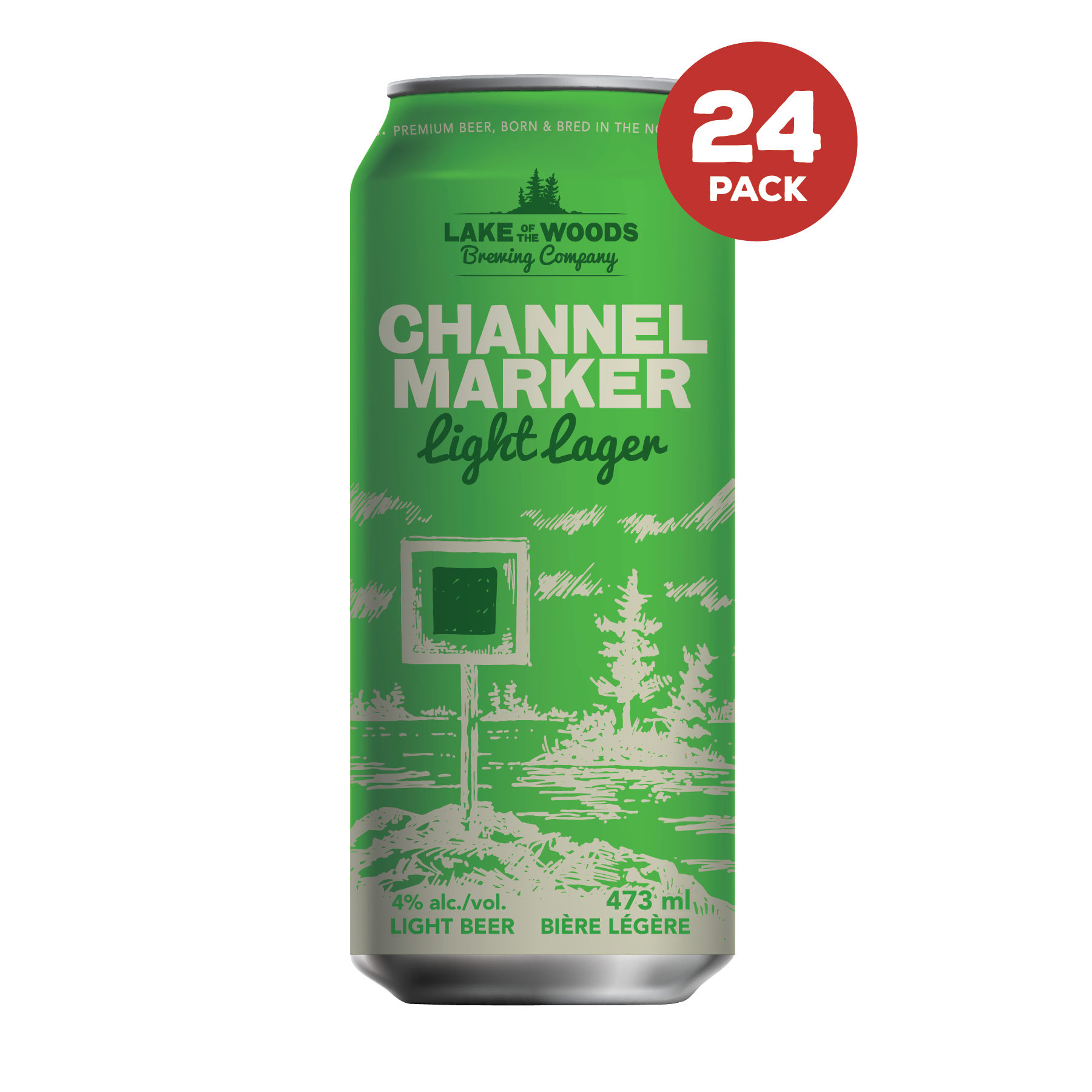 Channel Marker 24 Pack