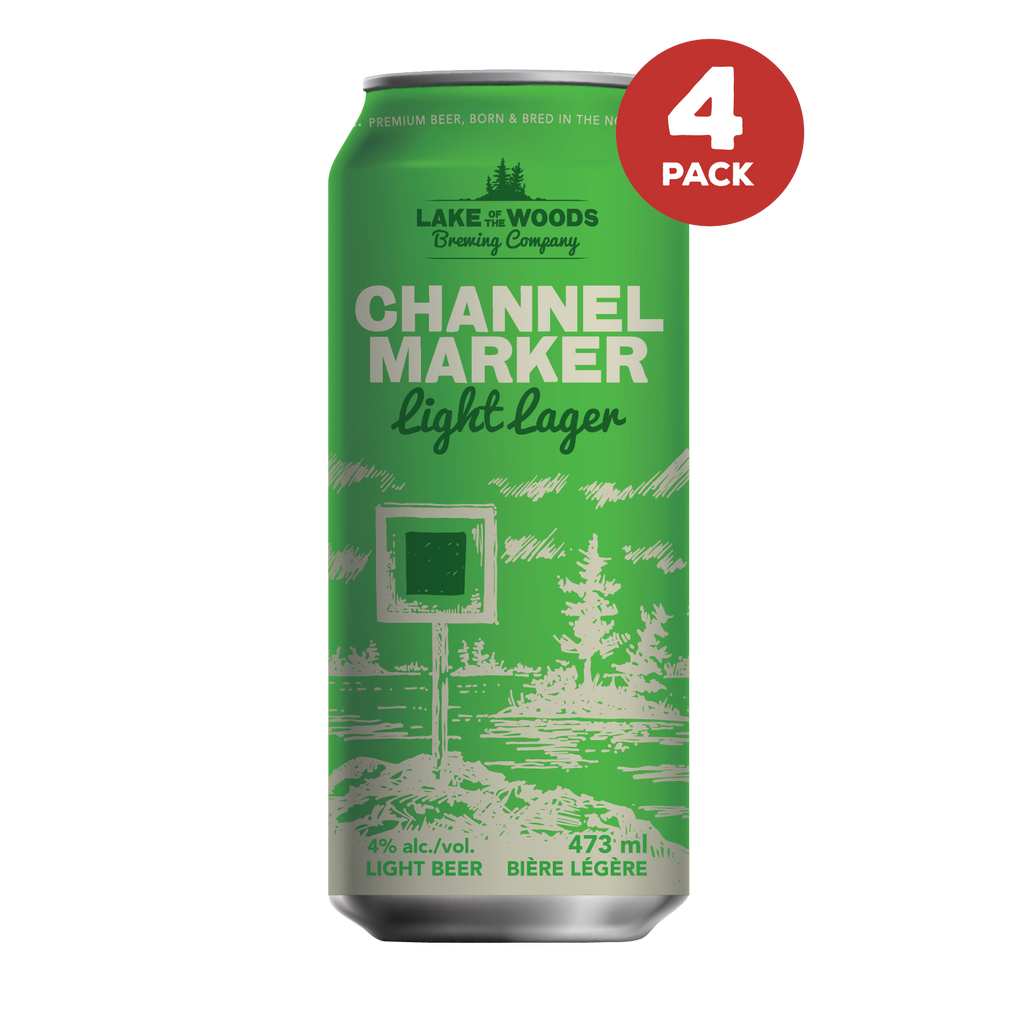 Channel Marker 4 Pack