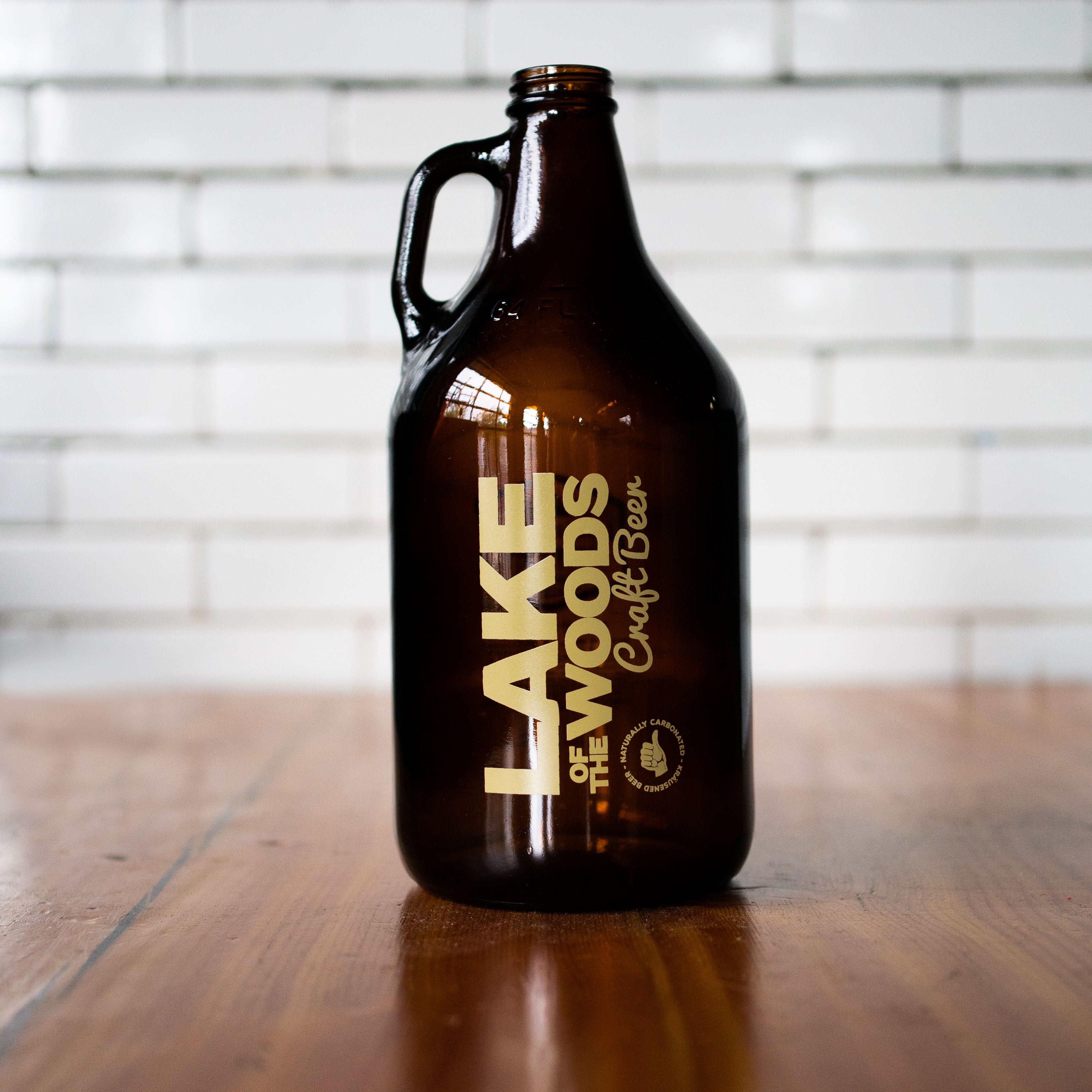 Make it Lake Time Growler