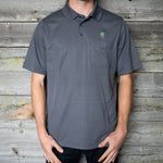 Grey Men's Polo