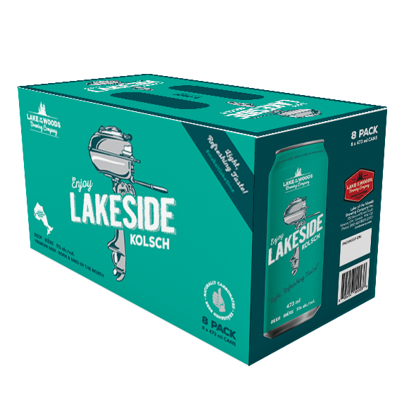 Lakeside Kolsch 8 Pack