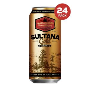 Sultana Gold 24 Pack