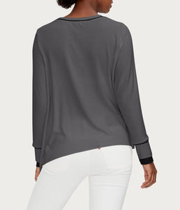 Micheal Stars Sinclair Asymmetrical Top
