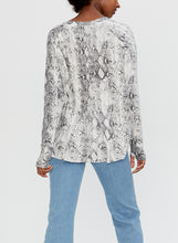 Load image into Gallery viewer, Micheal Stars Kim L/S Rio Knotch Knit Top