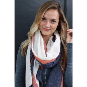 Panache Accessories ColorBlock  Scarf