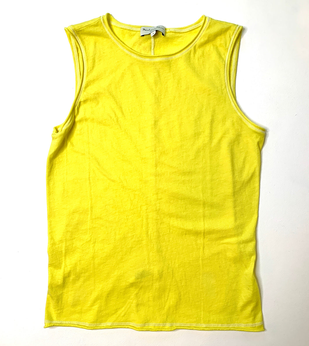 Iris Boxy Muscle Tank Top
