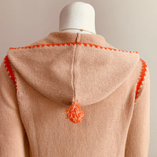 Load image into Gallery viewer, Autumn Cashmere AC Open Hoodie w/ Crochet Stitch