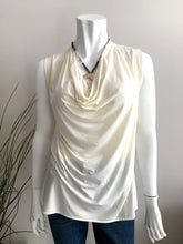 Load image into Gallery viewer, Lola and Sophie Sandwash Cowl Tank