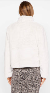 Sanctuary Daily Short Faux Fur