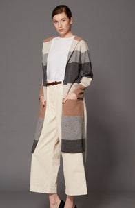SWTR Hooded Shawl Duster