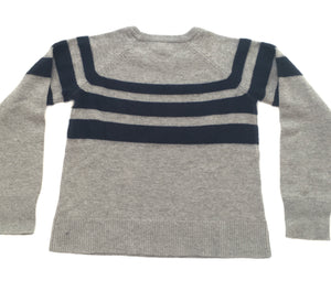 SWTR Striped Boat Neck