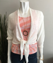 Load image into Gallery viewer, Michael Stars Leandra Tie Cardi