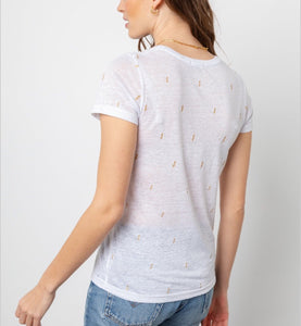 Rails Luna Tee with Bolts