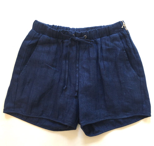 Fifteen Twenty Linen Draw String Shorts