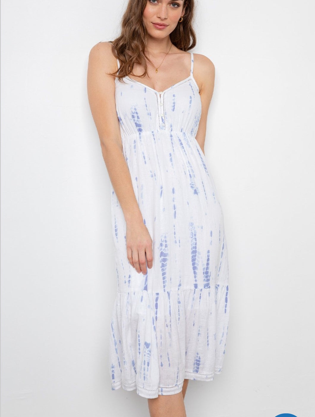 Rails Delilah Tie Dye Cami Dress