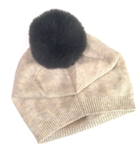 Load image into Gallery viewer, Haute Shore Skull Beanie Hat