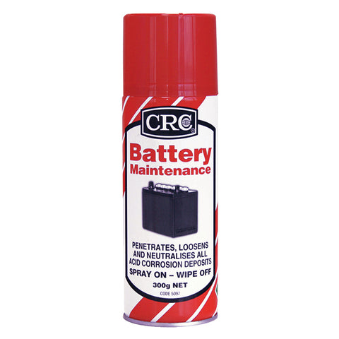 CRC5097 - Battery Maintenance
