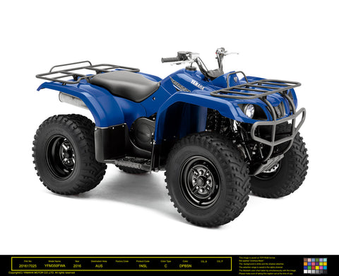 GRIZZLY 350 4WD AUTO