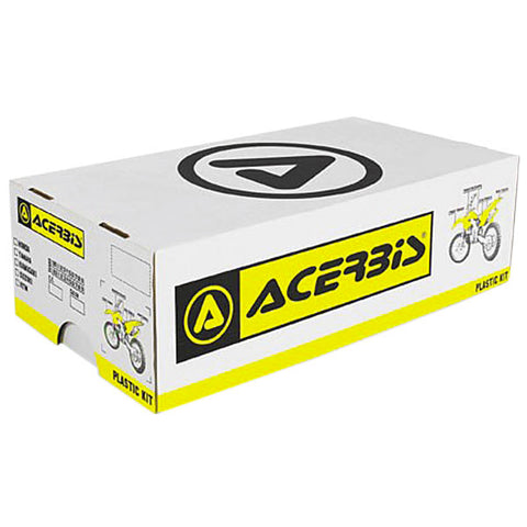 Acerbis Plastic Kit - (Sample Image)