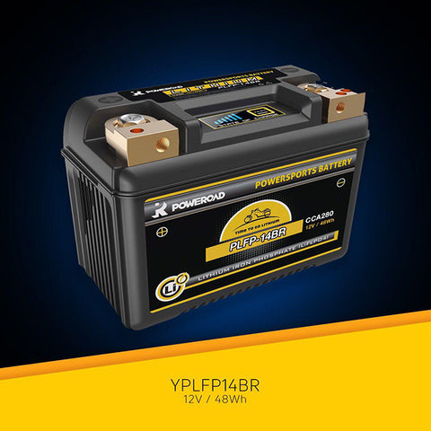 Poweroad Lithium ION YPLFP14BR