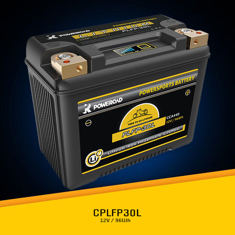 PLFP-30L Lithium ION 440CCA 20-30Ah Battery