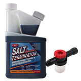CRC SX-32M Salt Terminator Engine Flush Concentrate and Mixer