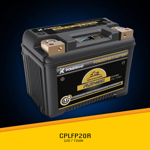 PLFP-20L Lithium ION 360CCA 16-24Ah Battery