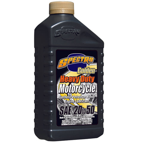 Golden Heavy Duty Engine Oil 20w50