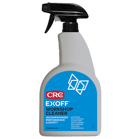 CRC3417 - Exoff Workshop Cleaner 750ml