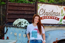 Mississippi Christmas in Dixie Tee