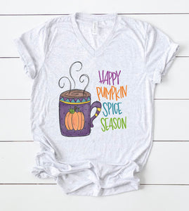 Happy Pumpkin Spice Season Tee