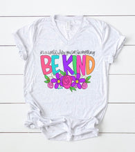 Floral Be Kind Tee