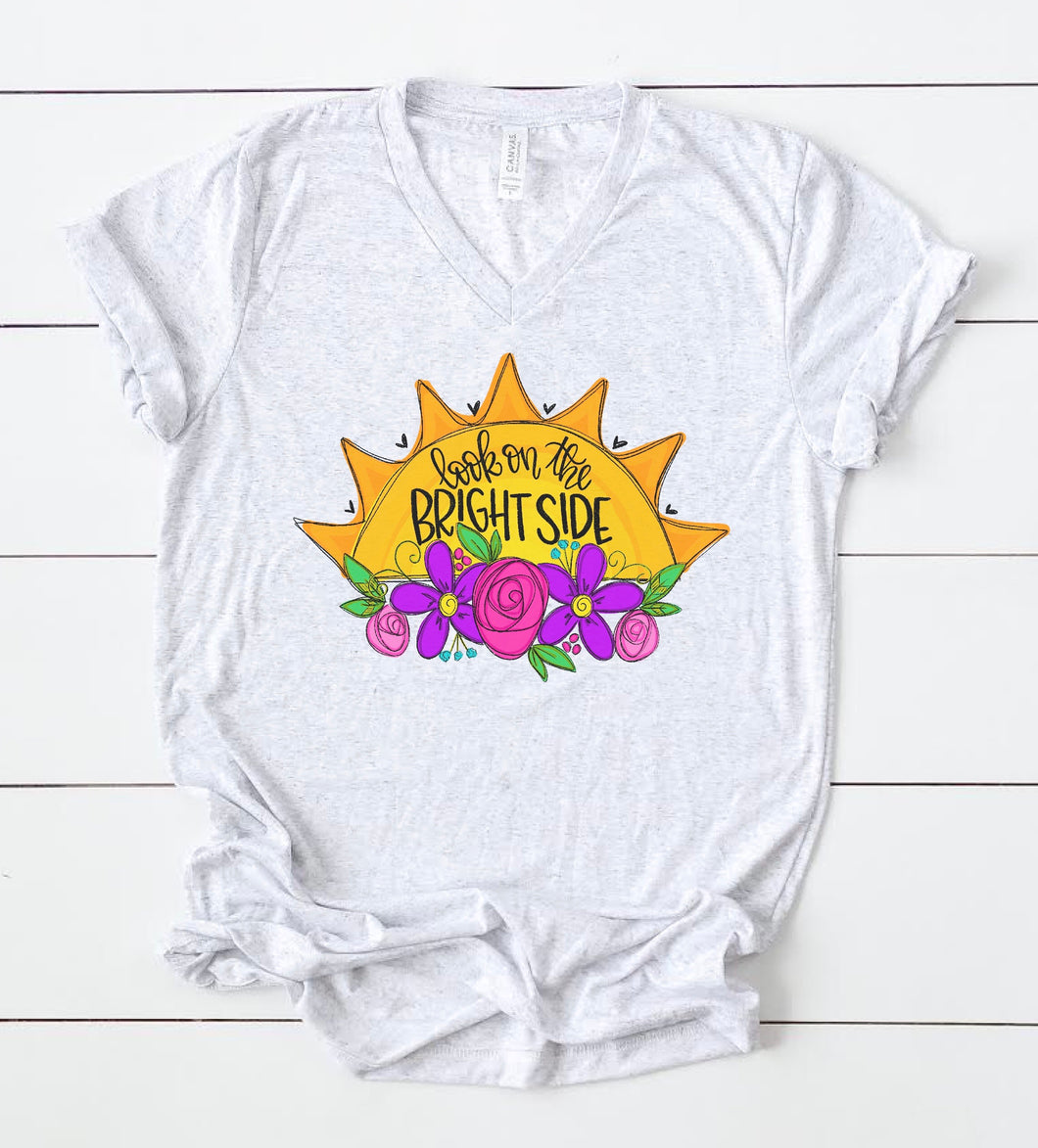 Look On The Bright Side Sunshine Tee