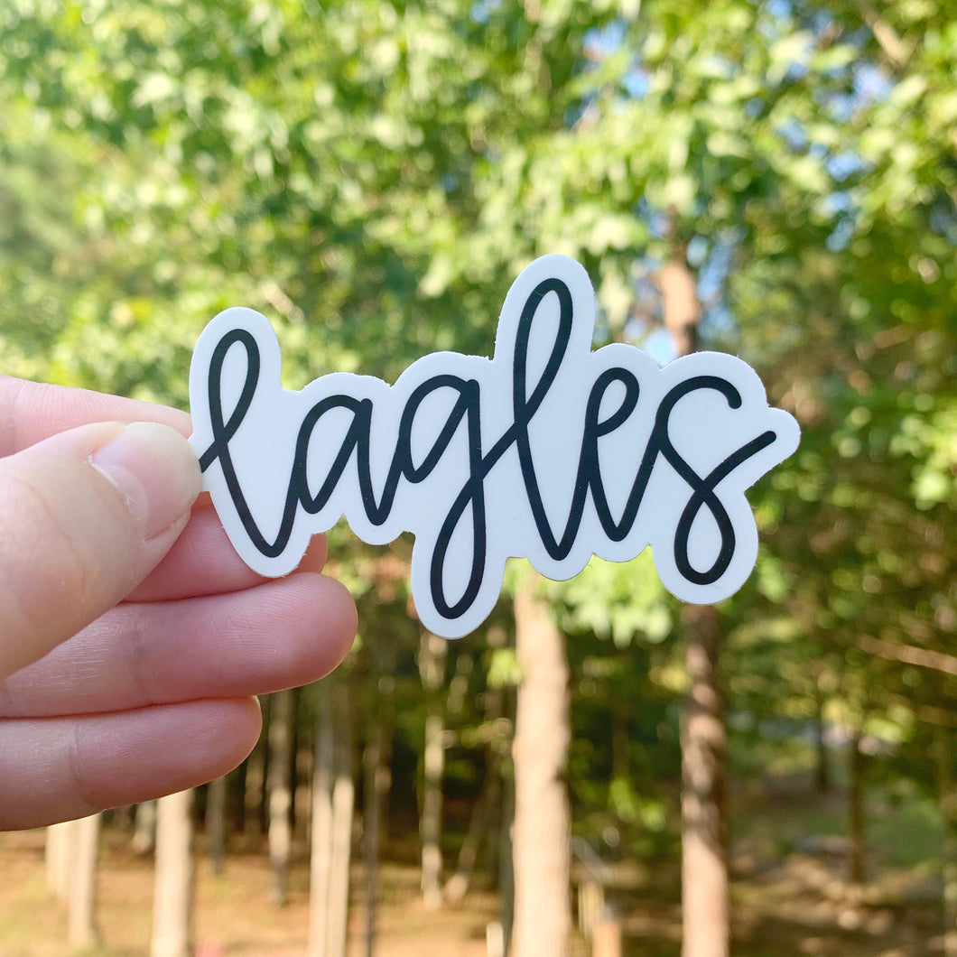 Eagles Sticker