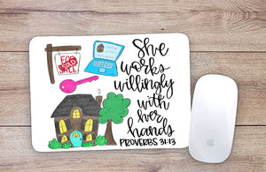 Realtor Mouse Pad