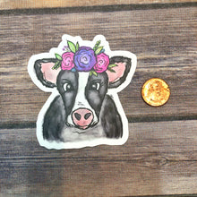 Cow Sticker