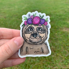 Sloth Sticker