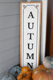 Autumn Sign