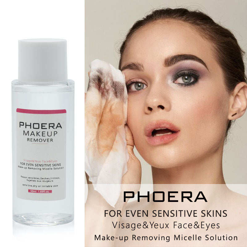 PHOERA Makeup Remover Water
