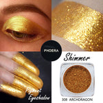PHOERA Loose Pigment Eyeshadow