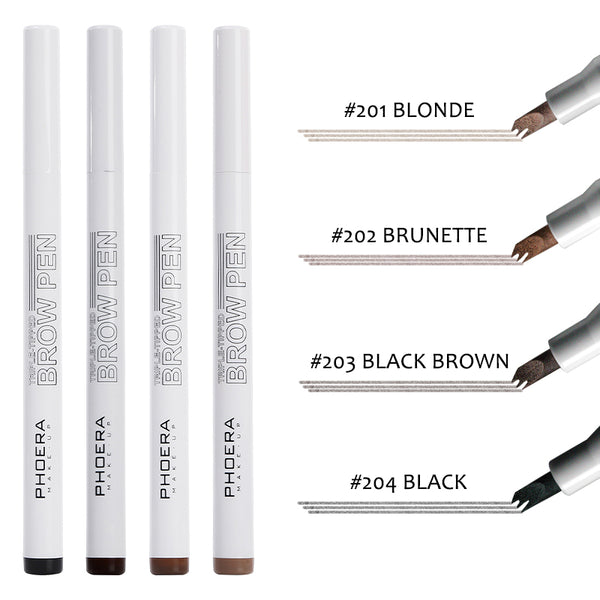 PHOERA Triple Brow Pen