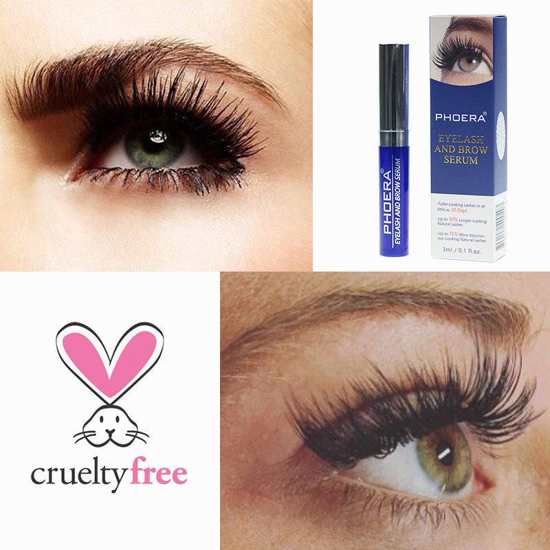 PHOERA Eyelash Growth Enhancer & Brow Serum