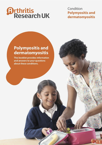 Polymyositis and Dermatomyositis