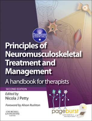 Principles of Neuromusculoskeletal Treatment and Management, 2nd Edition ISBN: 9780443067990